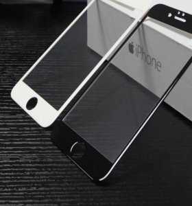 3D Защитные стекла на iPhone 6/6s/6+