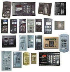 Ремонт и установка домофонов и видео оборудование
