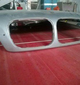 BMW e39 капот
