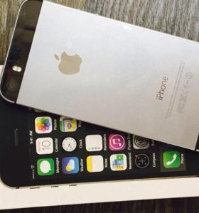 iPhone 5S 64 Space Gray
