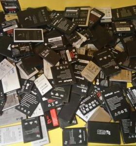 Аккумуляторы бу для телефонов