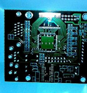 Zx spectrum vga контроллер(плата)