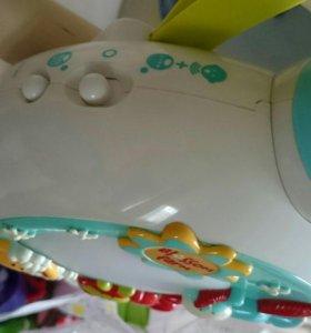 Музыкальный ночник-проектор детский