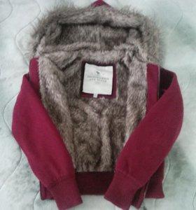 Куртка толстовка размер $