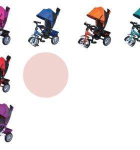Велосипед детский Formula 3 (пластмассовые колеса)
