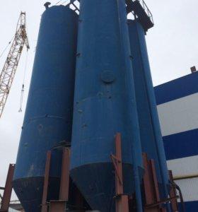 Силос бункер 100 тонн