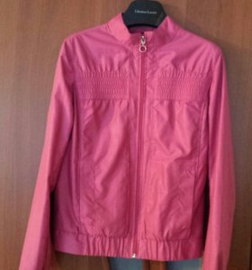 Куртка весенняя тканевая