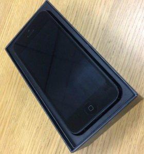 Продам Apple iPhone 5 на 32