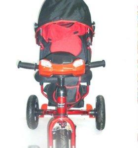 Велосипед детский Super Trike (муз. панель)