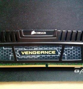 Оперативка DDR3 4Gb CORSAIR