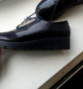 Туфли осенниие -весенние