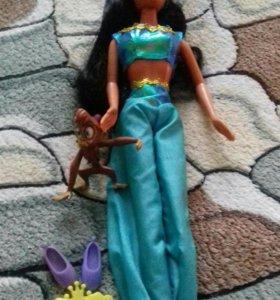 Принцесса Жасмин и аксесуары