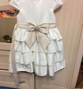 Платье Santa&Barbara