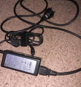 Зарядное устройство для ноутбука samsung