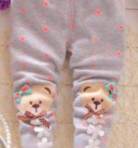 Новые тёплые штанишки