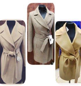 Стильные женские пальто на аесну
