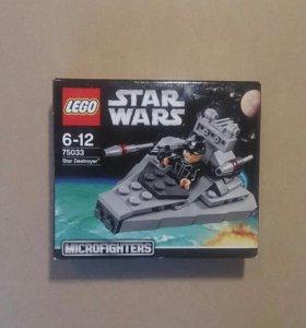 Лего Звездные войны (Lego Star Wars)
