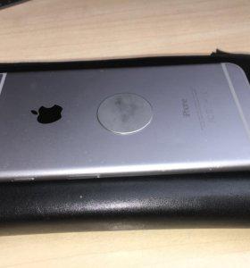 Iphone 6 Plus 64Gb Silver Gray