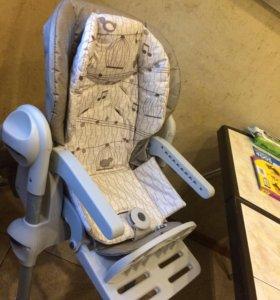 Детский стульчик для кормления  chikko от 0+