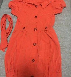 Платье нарядное девочке 9-13лет