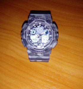 G-Shock Protection