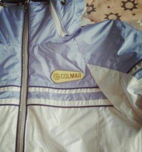 Женская куртка зимняя горнолыжная Colmar