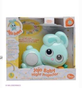 Ночник-проектор на кроватку Ouaps