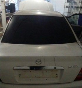 Mazda Familia 1.3 AT Разбираю на запчасти