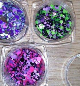 Дизайн для ногтей камифубики