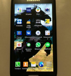 Телефон SAMSUNG GALAXY S4 MINI DUOS