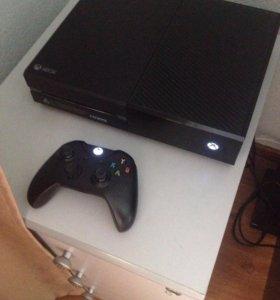 Xbox one+mortal xl