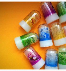 Тайская косметика. кристаллический дезодорант.