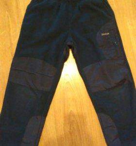Флисовые брюки Reebok