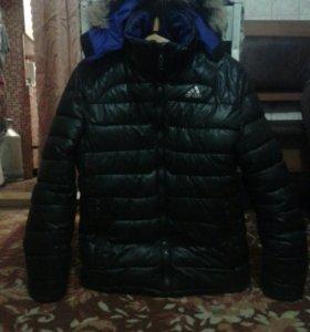 Куртка зимняя 46 размер тел. 89502177734