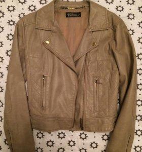 Кожаная куртка Love Republic