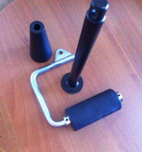 Ручка для арма и вертикальный гриф