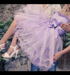 Платье. Выпускной.