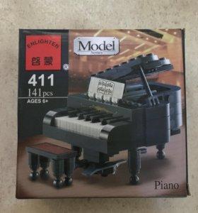 Рояль пианино enlighten 411