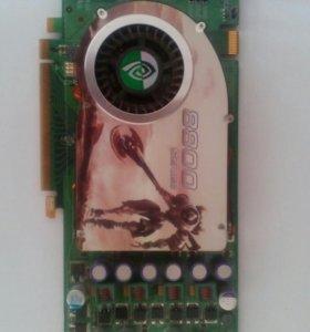 Видео карта GE Force 8800 512 или обмен на hdd