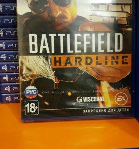 Battlefield Hardline PS4 SONY PLAYSTATION 4
