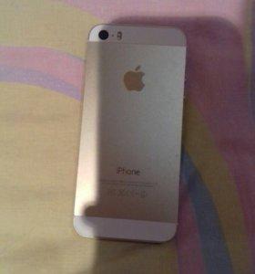 Продам айфон 5s вместе с коробкой