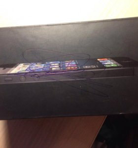 Срочно iPhone 5 32GB
