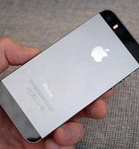 Айфон 5s 16 g.серый!!!Обмен