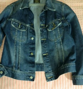 Джинсовая куртка Lee