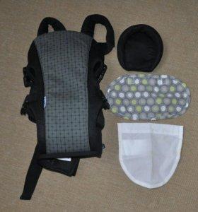 Рюкзак-переноска (кенгуру) 3 в 1 Tomy Baby Carrier