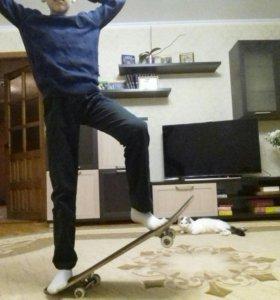 Скейтборд для прыжков