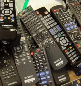 Пульты ТВ