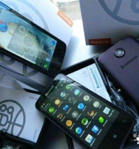 Новый четырехъядерный Смартфон LENOVO A820