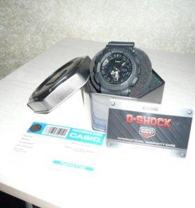 Часы Casio G Shock GA-120BB-1A