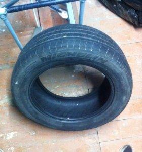 Продам летние шины michelin 235/55 R17